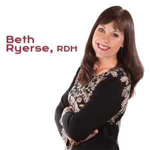 Beth Ryerse - Business Cards