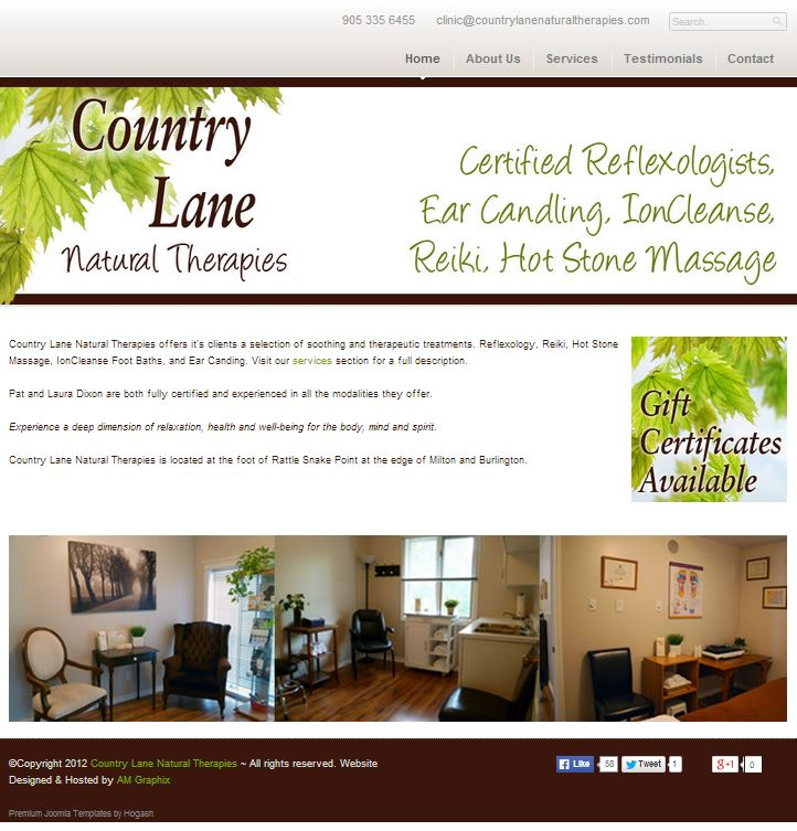 Country Lane Natural Therapies